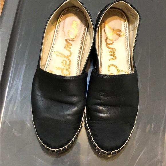Sam Edelman Shoes - Black espirdrelles